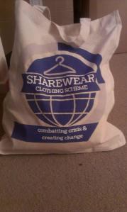 sharewear clothing scheme
